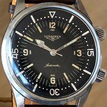 Longines Legend Diver Steel 42mm Black Arabic numerals United States of America, Massachusetts, Boston