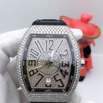 Franck Muller Vanguard Custom Diamonds Vanguard V45 Automatic 2020 new