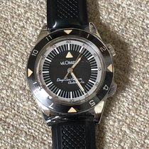 Jaeger-LeCoultre Memovox Tribute to Deep Sea Otel 40mm Negru