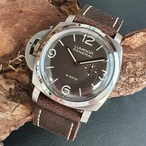 Panerai Luminor Submersible 1950 3 Days Automatic neu 2020 Handaufzug Uhr mit Original-Box und Original-Papieren OP6829