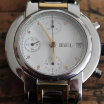 Ernest Borel Steel 38mm Automatic pre-owned
