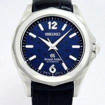 Seiko Or blanc Remontage automatique Bleu 39mm occasion Grand Seiko