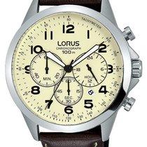 Lorus Stahl 44mm Quarz RT377FX9 neu Deutschland, Simmerath