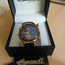 Ingersoll Steel 44mm Automatic IN 1709 RF pre-owned