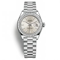 Rolex Platinum 28mm Automatic 279136RBR new United States of America, New York, New York