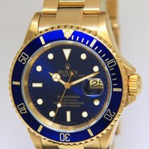 Rolex Submariner Date 16618 1996 occasion
