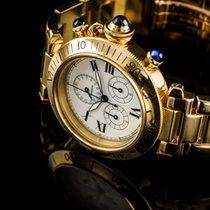 Cartier Pasha 1353-1 2000 pre-owned