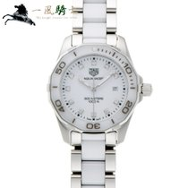 TAG Heuer Aquaracer Lady pre-owned 29mm White