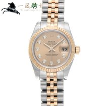 Rolex Lady-Datejust Acier 26mm Champagne