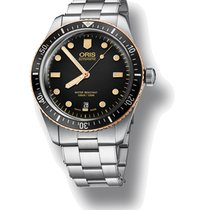 Oris Divers Sixty Five 01 733 7707 4354-07 8 20 18 new