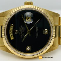 Rolex Day-Date 36 Oro amarillo 36mm Negro Sin cifras España, Torrelavega