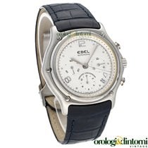 Ebel Le Modulor new 2005 Automatic Chronograph Watch with original box and original papers 9137240