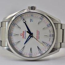 Omega Seamaster Aqua Terra Steel 41,5mm White No numerals