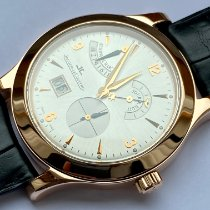 Jaeger-LeCoultre Master Eight Days Rose gold 41,5mm Silver