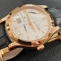Jaeger-LeCoultre Master Eight Days Aur roz 41,5mm Argint