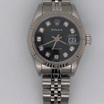 Rolex Lady-Datejust Steel 26mm Black United Kingdom, Kendal