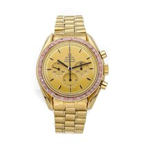 Omega Speedmaster Professional Moonwatch Yellow gold 42mm Champagne No numerals United States of America, Pennsylvania, Bala Cynwyd