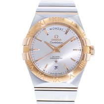 Omega Constellation Day-Date 123.20.38.22.02.001 occasion