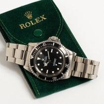 Rolex Submariner (No Date) 5513 Odlično Zeljezo 40mm Automatika