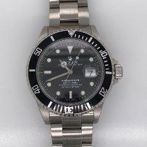 Rolex 16610 Steel 2002 Submariner Date 40mm pre-owned United Kingdom, Kendal