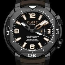 Clerc Hydroscaph H1 Chronometer H1-4A.10R.6 new