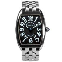 Franck Muller Casablanca Steel 25mm Black Arabic numerals United States of America, New York, Greenvale