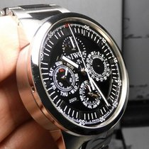 IWC GST Steel 43mm Black United States of America, North Carolina, Winston Salem
