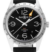 Bell & Ross BR V1 BRV123-BL-GMT/SRB 2019 rabljen