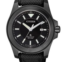 Citizen Promaster Land Steel 42mm Black