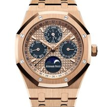 Audemars Piguet Royal Oak Perpetual Calendar Or rose 41mm Or