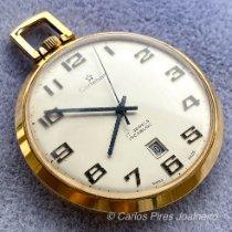 Cortébert Reloj usados Acero 42mm Arábigos Cuerda manual Solo el reloj