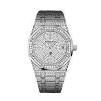 Audemars Piguet Royal Oak Jumbo Or blanc 39mm