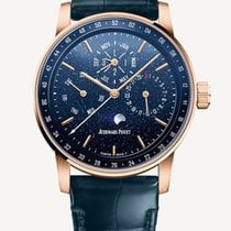 Audemars Piguet Code 11.59 Rose gold 41mm Blue