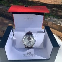 Tissot Tradition Aço 40mm Prata Portugal, Odiáxere