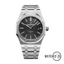 Audemars Piguet Steel 41mm Automatic 15400st.oo.1220st.01 pre-owned