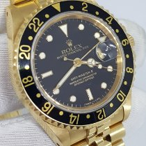 Rolex GMT-Master II 16718 1989 pre-owned