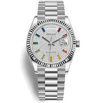 Rolex Day-Date 36 new 2020 Automatic Watch with original box and original papers 128239-0019