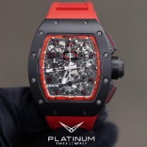Richard Mille RM 011 RM011 Midnight Fire Very good Carbon Automatic United States of America, Texas, Laredo