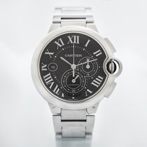 Cartier Ballon Bleu 44mm 卡地亚 W6920025 pre-owned