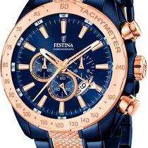 Festina Steel F16886/1 new