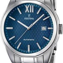 Festina Steel Automatic F16884/3 new