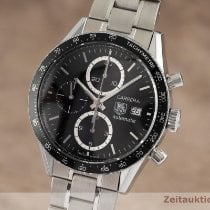 TAG Heuer Carrera Calibre 16 Zeljezo 41.5mm Crn