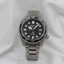 Seiko SPB077J1 Steel 2020 Prospex 44mm new