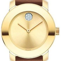 Movado Bold Or jaune 30mm Or