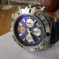Breitling Chronomat 44 Acier Bleu France, Chasteaux