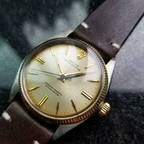 Rolex Oyster Perpetual 34 Gold/Steel 34mm Gold United States of America, California, Beverly Hills