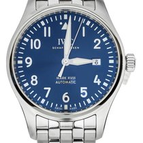 IWC Pilot Mark IW327014 pre-owned