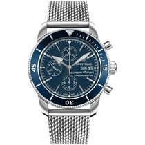 Breitling Steel 44mm Automatic a13313161c1a1 new United States of America, New Jersey, Englewood