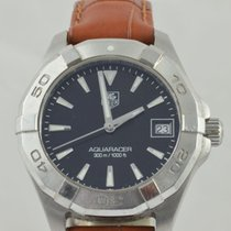 TAG Heuer Aquaracer Lady pre-owned 32mm Leather