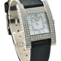 Chopard Your Hour pre-owned 36mm Mother of pearl Satin